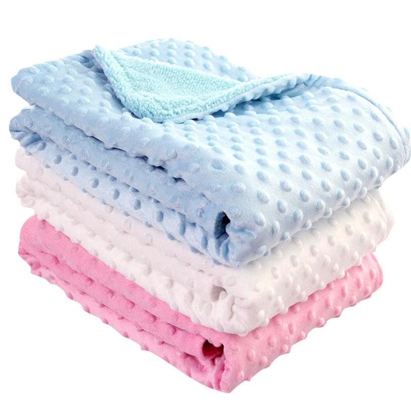 Bebê recém-nascido Blanket & Panos Macios Térmicas