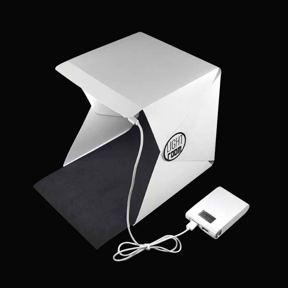 Photography Lightbox Photo Studio Soft Box Built In LED Photography Tent Softbox Light Room Tabletop Shooting Tent Kit USB CablePhotography Lightbox Photo Studio Soft Box Built In LED Photography Tent Softbox Light Room Tabletop Shooting Tent Kit USB Cable