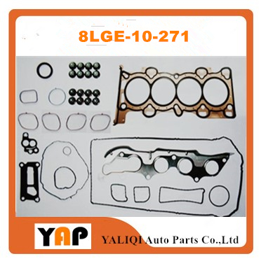 Overhaul Gasket Kit Engine FOR FIT MAZDA CX7 RX8 L5 Mazda 3 5 6 2.5L MZR L5 16V L4 8LGE-10-271 8LL3-10-271 2007-2016 overhaul gasket kit engine for fit mazda cx7 rx8 l5 mazda 3 5 6 2 5l mzr l5 16v l4 8lge 10 271 8ll3 10 271 2007 2016