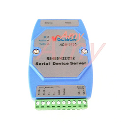 RS485 to tcp/ip industrial grade 485 422 232 serial server, 485 to Ethernet transmission