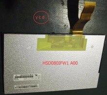 HSD080IFW1 ЖК-дисплей Автомобильный DVD НАВИГАЦИЯ 8 дюймов HSD080IFW1-A00 ЖК-экран