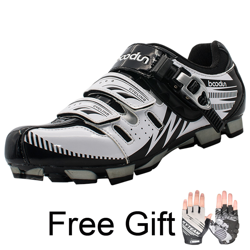 MTB Cycling Shoes Mountain bike pedal shoes Lock Shoes SPD Cleated Bicycle Shoes Fietsschoenen Zapatillas Ciclismo roswheel mtb bike bag 10l full waterproof bicycle saddle bag mountain bike rear seat bag cycling tail bag bicycle accessories