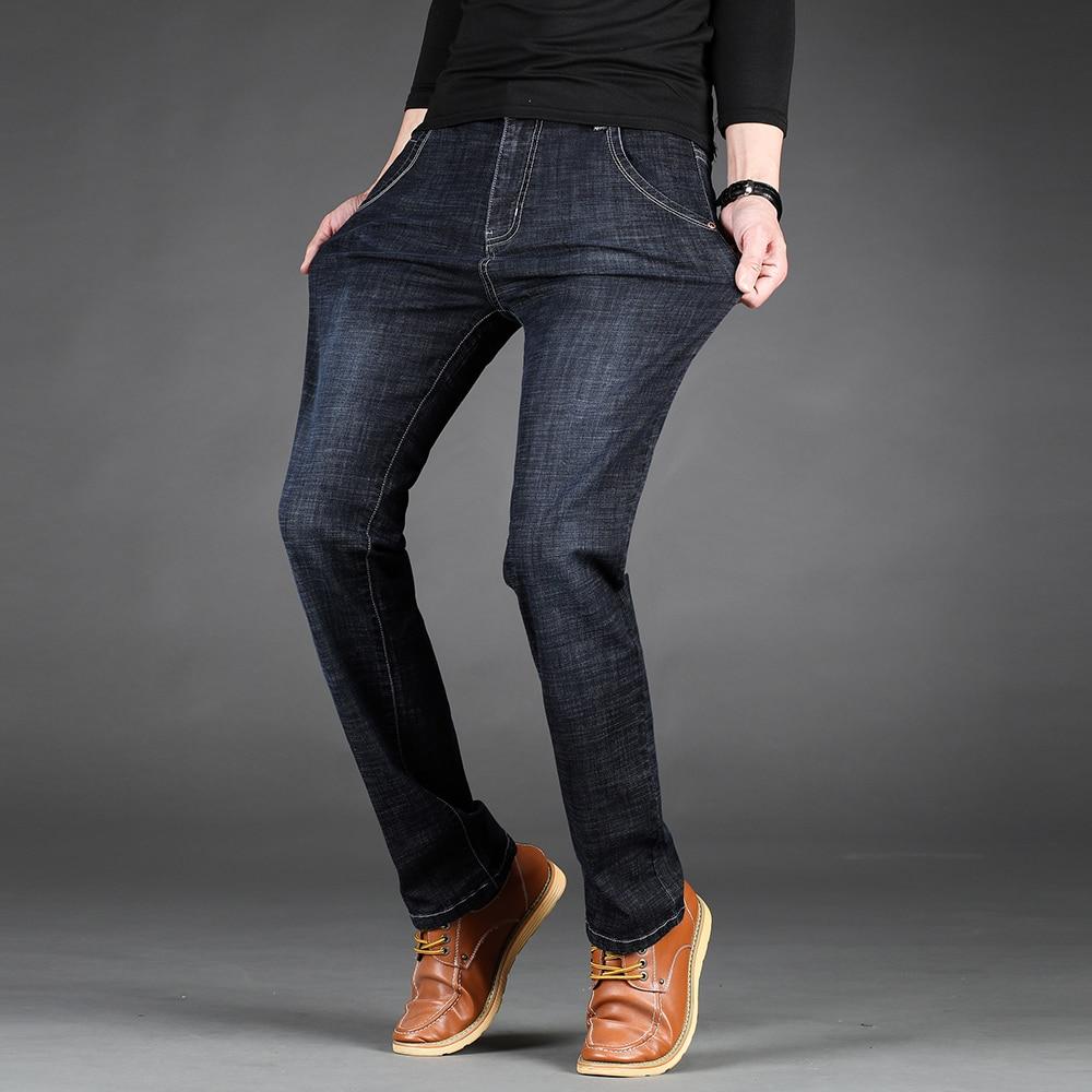 casual Jeans Summer Thin elastic jean hot sale Men jeans  1
