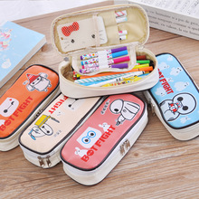 Buy School Supplies Promotion Papeleria Trousse Scolaire Stylo 2019 New Korean Style Kawaii Big Hero Baymax Pencil Case Box Gel Pen directly from merchant!