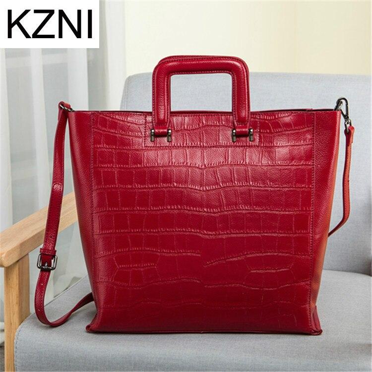 ФОТО KZNI women messenger bags crossbody chain bag womens genuine leather crossbody bag bolsa feminina de marca famosa L030704