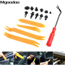 HE08 242Pcs Mixed Car Plastic Fastener Rivet Screw Bumper Fender Retainer Clips Kit For Honda Nylon Door Fixed