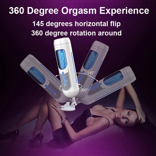 Leten a380 masturbadores masturbator masculino 10 tipos modos de amor manos libres automático de alta velocidad telescópica juguetes sexuales para hombres