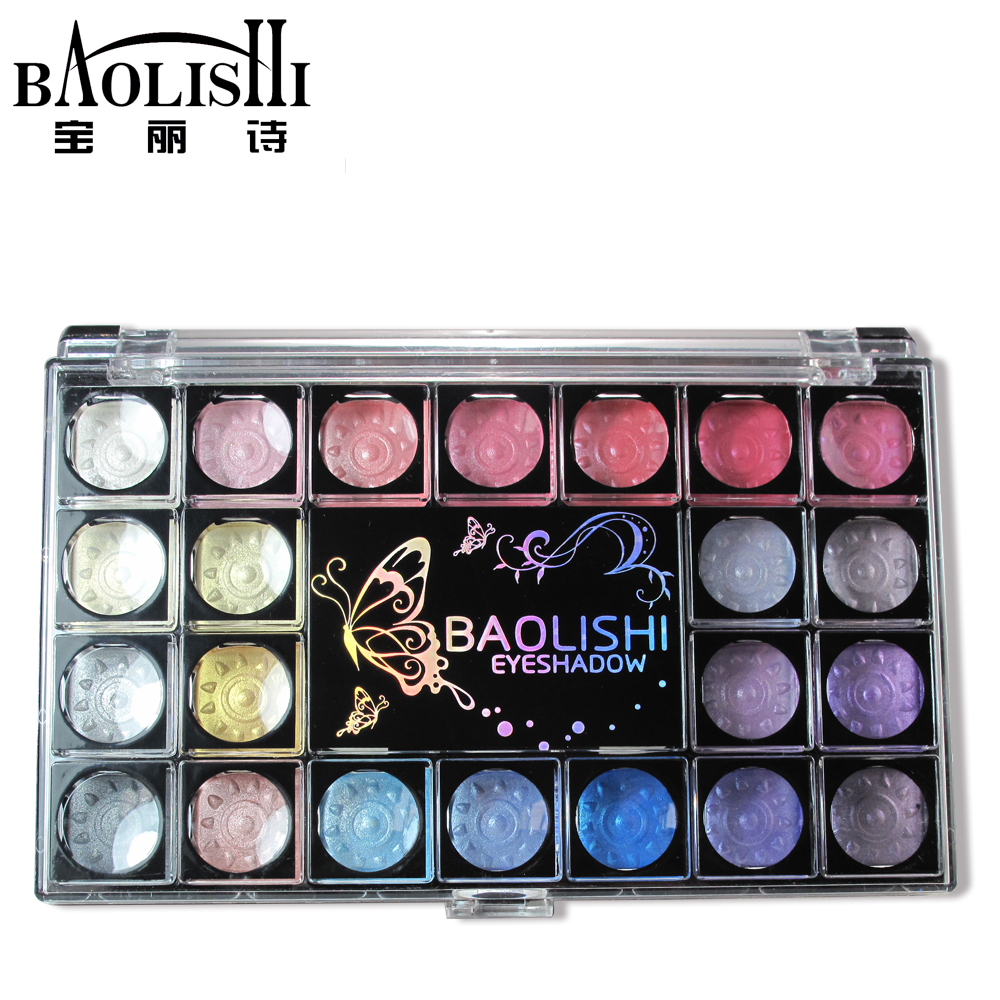 baolishi 25 couleur meilleur nu chatoyant smokey professionnel - Maquillage - Photo 5
