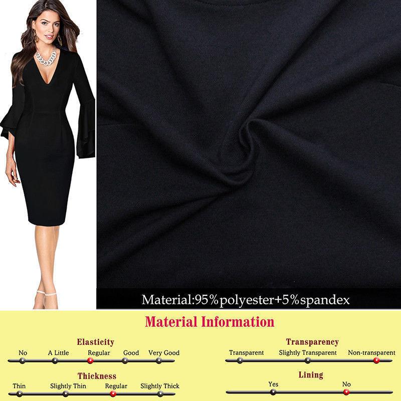 Короткие вечерние платья, сексуальные коктейльные платья с v-образным вырезом и длинными рукавами,, платье длиной до колена, коктейльное платье с оборками, повседневное облегающее платье