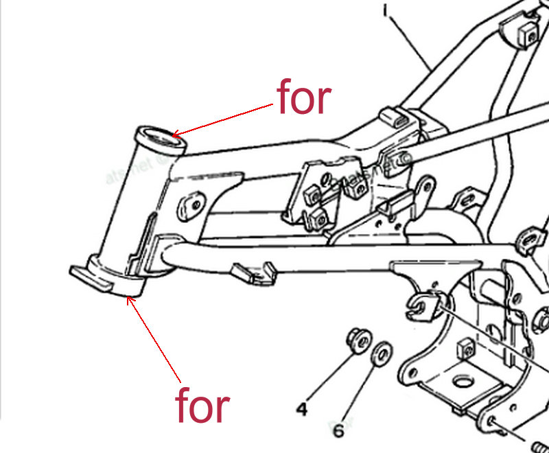 Bmx Atv Parts Diagram