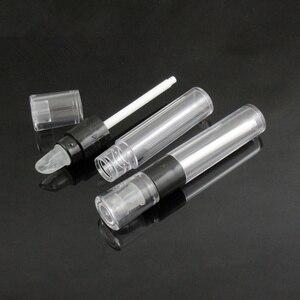 Image 5 - 4.5ml 빈 튜브 치아 화이트닝 펜 네일 영양 오일 병 립글로스 회전 펜 에센셜 오일 에센스 펜