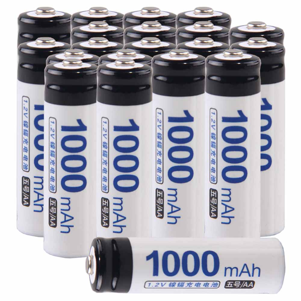 Lowest price 20 piece AA battery 1.2v batteries