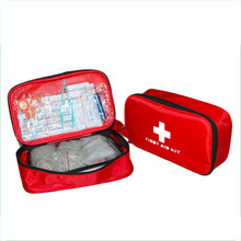 2016 New BK-B13 Camping Outdoor Sports Home Medical Emergency Survival First Aid Kit Bag Free shipping
