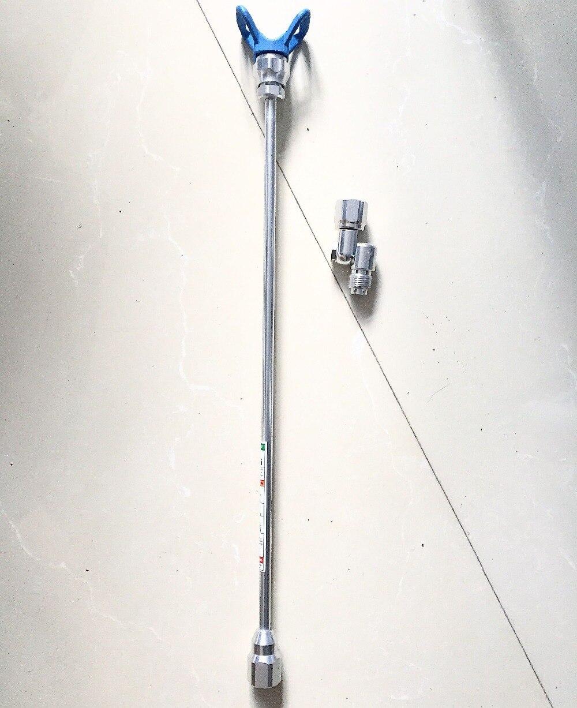 c64971e34104 Aftermarket 30 asta di Prolunga 75 cm con Tip Guard 7 8 Universale Pole  Girevole a 180 gradi