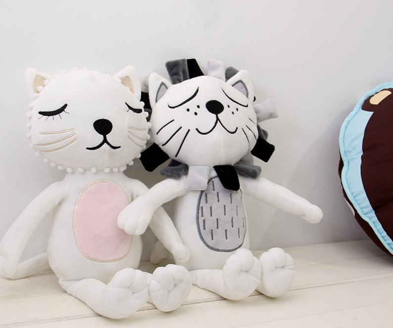 Animals Toys For Boys : Wholsale cm new baby kids stuffed toys lion cat shape