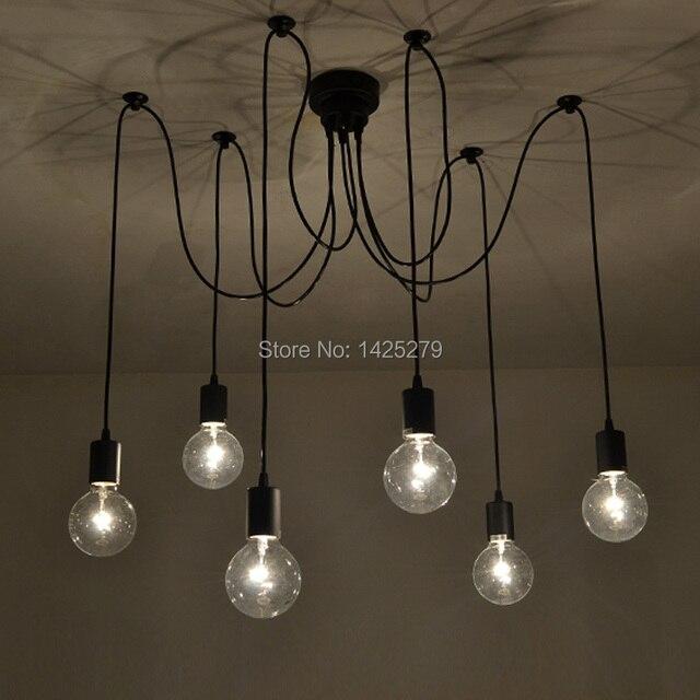 teste) vintage lampadario lampadari in stile vintage design ...