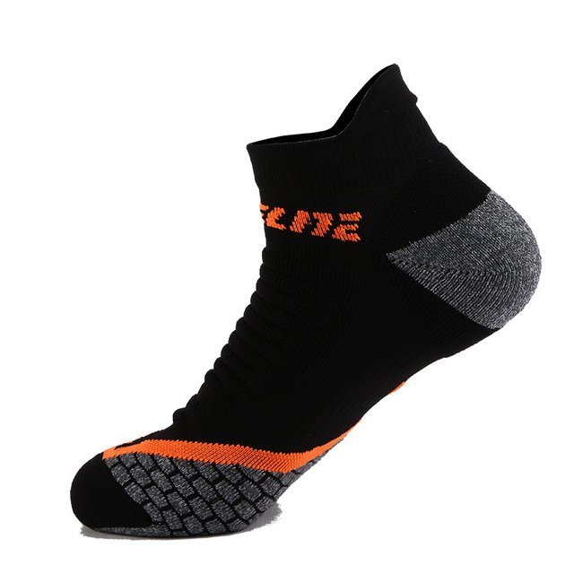 Colorful Style Lycra Sports Socks