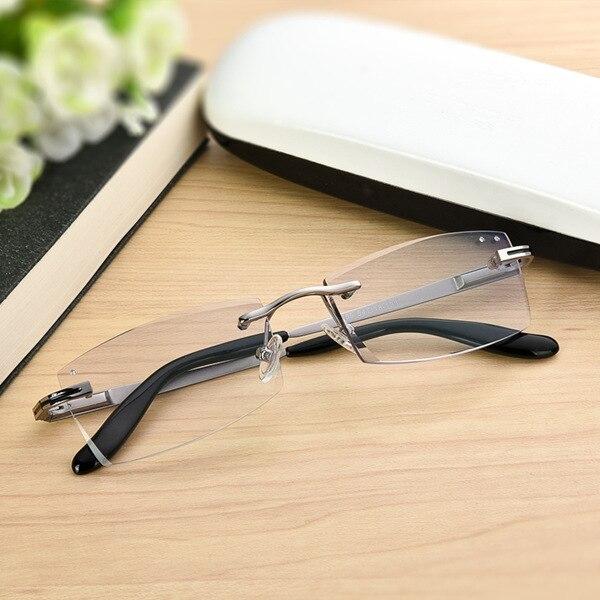 El nuevo anti fatiga gafas de lectura Hombres y mujeres de las gafas ...
