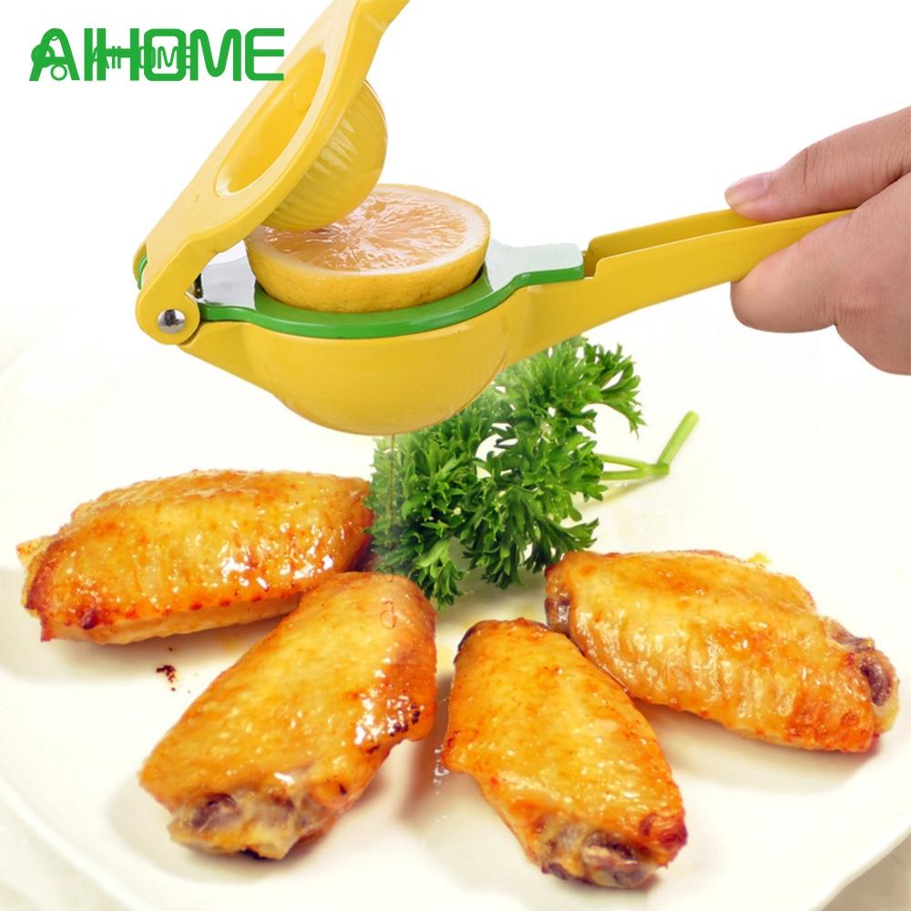 אורנג 'לימון מסחטה ידנית פירות מסחטות גאדג' טים כלי בישול אבזרים למטבח להכנת מיץ הדר ליים