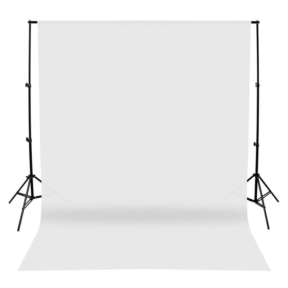 1.8 * 2.7M Professional Photo Lighting Studio Chromakey White Photo Taustakuvat Näytön Muslin Taustaa Tausta Kuitukangas