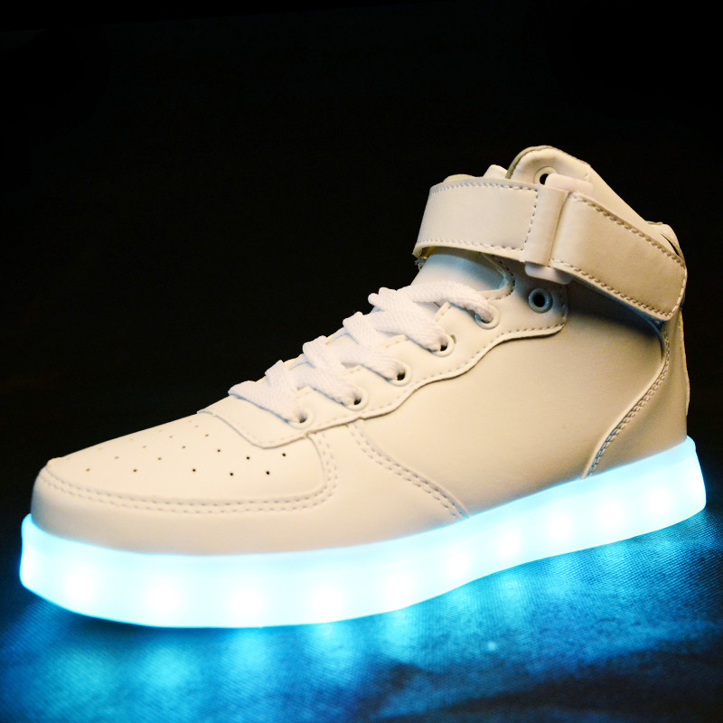 Size 12 New Ligh Up Shoes Simulation Chaussure Lumineuse Led De ... 07427977b8
