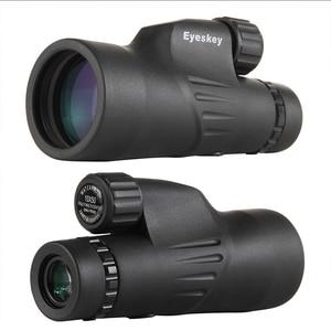 Image 3 - Eyeskey 10 × 50 内蔵レチクル距離計単眼望遠鏡防水窒素キャンプ狩猟スコープと Bak4 プリズム