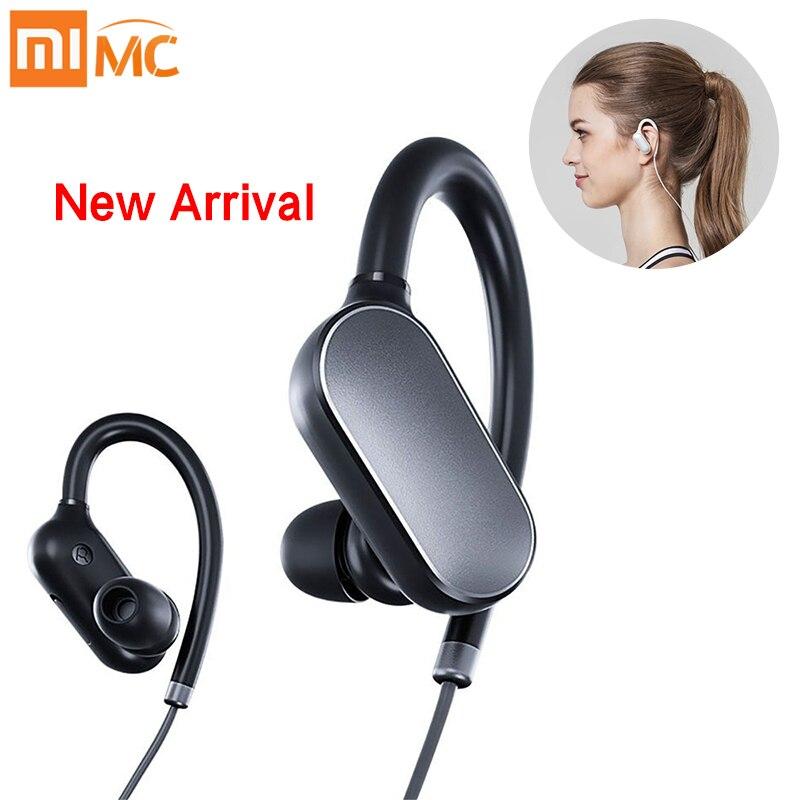 Original Xiaomi Mi Sports Bluetooth Headphones Music Earphone Mic IPX4 Waterproof Wireless Headset for Xiaomi fone de ouvido original xiaomi mi sports bluetooth 4 1 headphones music earphone mic ipx4 waterproof wireless headset for mi6 fone de ouvido