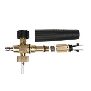Image 3 - Spieniacz mydła wysokociśnieniowy spieniacz opryskiwacz/Generator pianki/pistolet do piany broń/pianka śnieżna Lance dla Karcher K2 K3 K4 K5 K6 K7 myjnia samochodowa