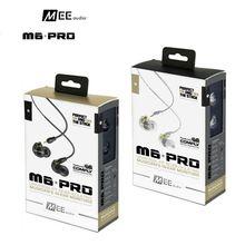 M6 PRO наушники оригинал МИ аудио M6 PRO Шумоизоляции Музыка В Наушниках Гарнитуры Черный/Белый Универсальный Fit Проводной наушники