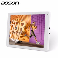 Free Shipping 10.1 Inch IPS Aoson M106NB Android 4.4 MTK8127 Quad Core Tablet PC 1GB RAM 8GB ROM Bluetooth Wifi Multi Language