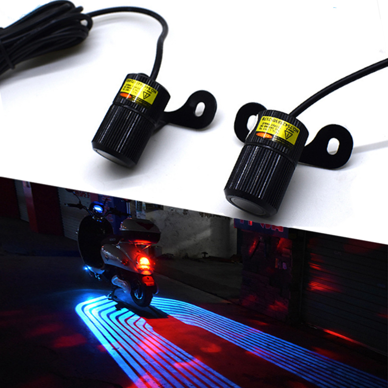 Motorcycle LED Angle Wings Decorative Light Welcome Emergency Signal Lamp Projector Shadow Lighting Warning Lights for e bike-in Decorative Lamp from Automobiles & Motorcycles on AliExpress - 11.11_Double 11_Singles' Day 1