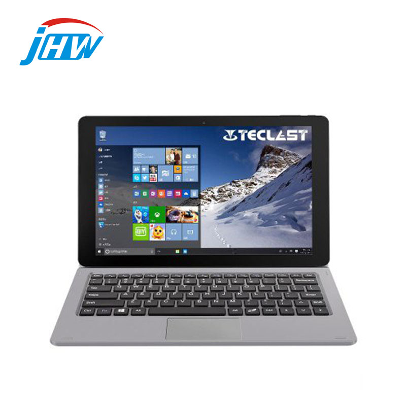 """10.6"""" Teclast Tbook 11 Dual boot 2 in 1 Ultrabook tablet PC IntelCherry T3-Z8300 4GB Ram 64GB Rom Windows10 + Android 5.1 Laptop"""