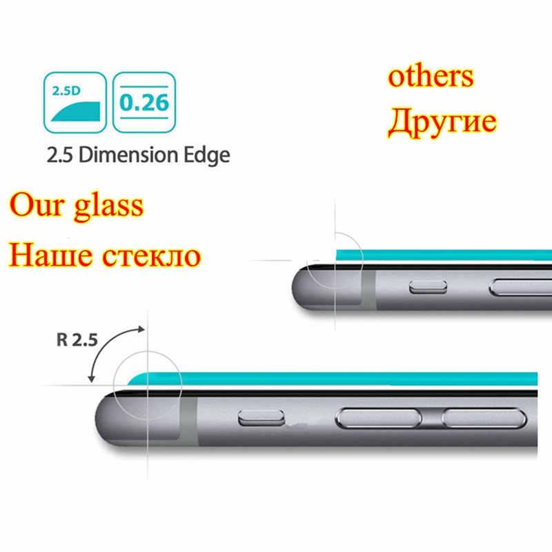 Couvercle de LYO-L01 en verre trempé pour Huawei Y6 II Y6II Compact 5.0 LYO-L01 L21 protecteur d'écran de protection CUN-L21 honour 5 CUN-AL00