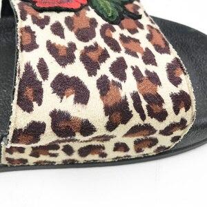 Image 4 - חדש 2019 נעליים יומיומיות נשים סנדלי Sandalias Mujer קיץ סגנון אופנה כפכפים באיכות דירות מוצק אישה נעלי גודל 4