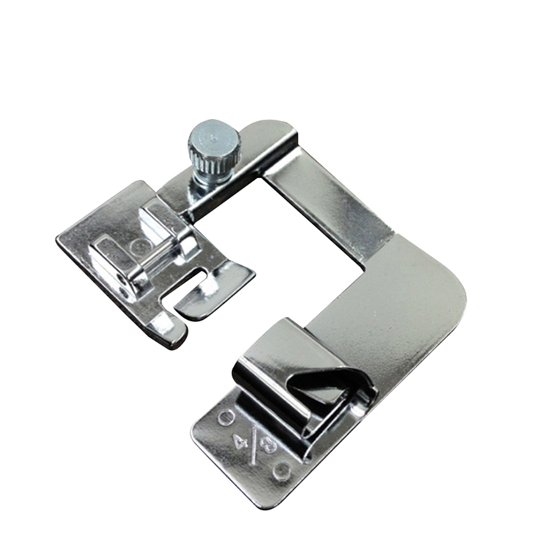 1PC Hot Sale Domestic Sewing Machine Foot Presser Rolled Hem Feet Set for Brother Singer Sewing Accessories 3 Size in Sewing Machines from Home Garden