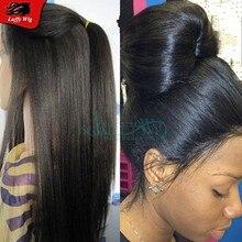 Italian yaki straight top quality cheap price Brazilian virgin hair wigs for black women full lace human hair wigs