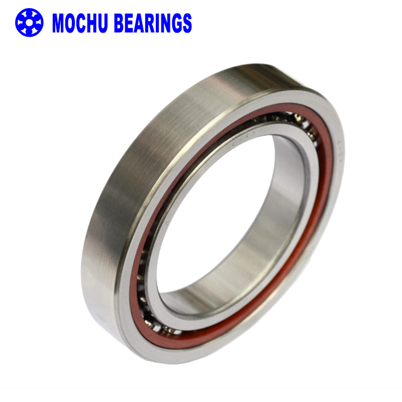 1pcs 71911 71911CD P4 7911 55X80X13 MOCHU Thin-walled Miniature Angular Contact Bearings Speed Spindle Bearings CNC ABEC-7 1pcs 71805 71805cd p4 7805 25x37x7 mochu thin walled miniature angular contact bearings speed spindle bearings cnc abec 7