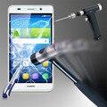 2015 Горячая 0.3 мм Премиум Закаленное Стекло для Huawei Y6 Curve Edge Протектор Экрана Защитная Пленка Бесплатная Доставка