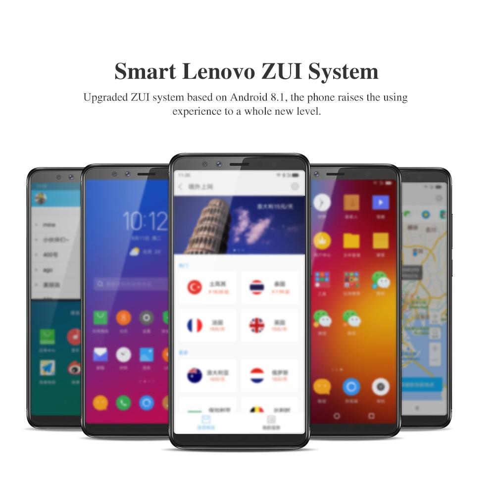 Global Version Lenovo K5 Pro 4GB 64GB Snapdragon636 Octa Core Smartphone Four Cameras 5.99inch 189  4G LTE Phones 4050mAh (12)