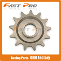 13T Front Chain Sprocket For GAS GAS EC 250 EC 300 EC 450 Motorcycle Dirt Bike Motocross Off Road Free Shipping