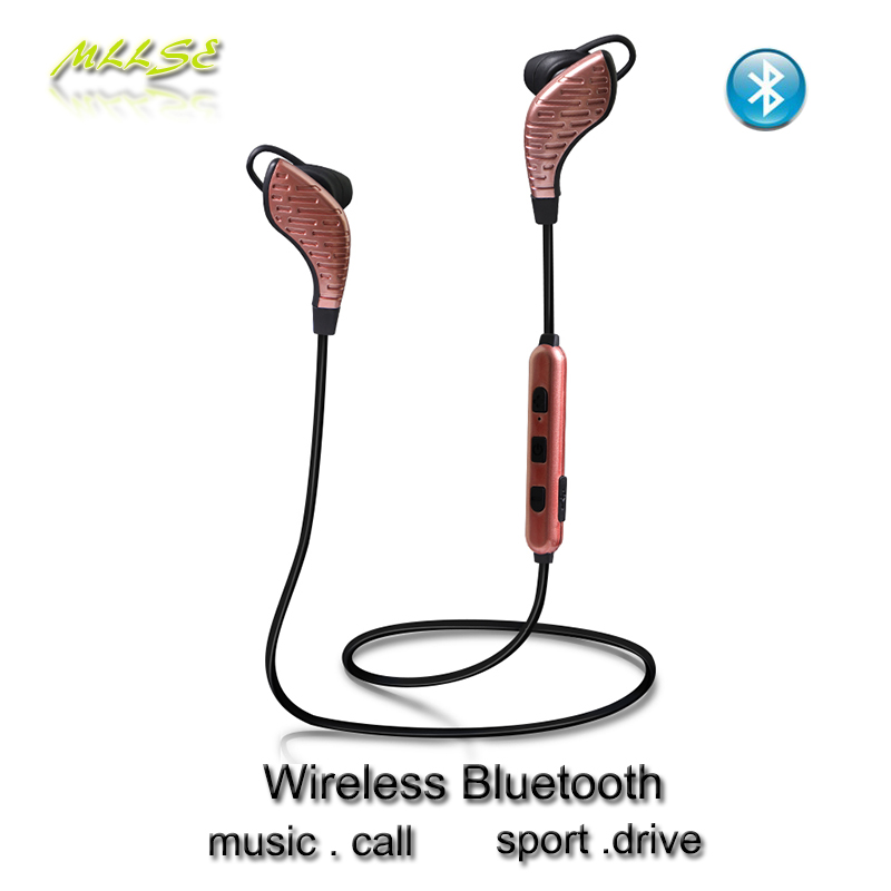 Wireless Sport Headphones Bluetooth Best Chip Hifi Stereo Music Gaming Headset  Fone De Ouvido with Microphone for Mobile Phone bluetooth earphone headphone for iphone samsung xiaomi fone de ouvido qkz qg8 bluetooth headset sport wireless hifi music stereo