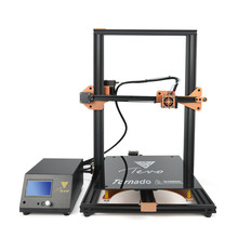 TEVO Tornado 3D Printer, Assembled Aluminium Extrusion DIY Printer Kit 300x300x400mm