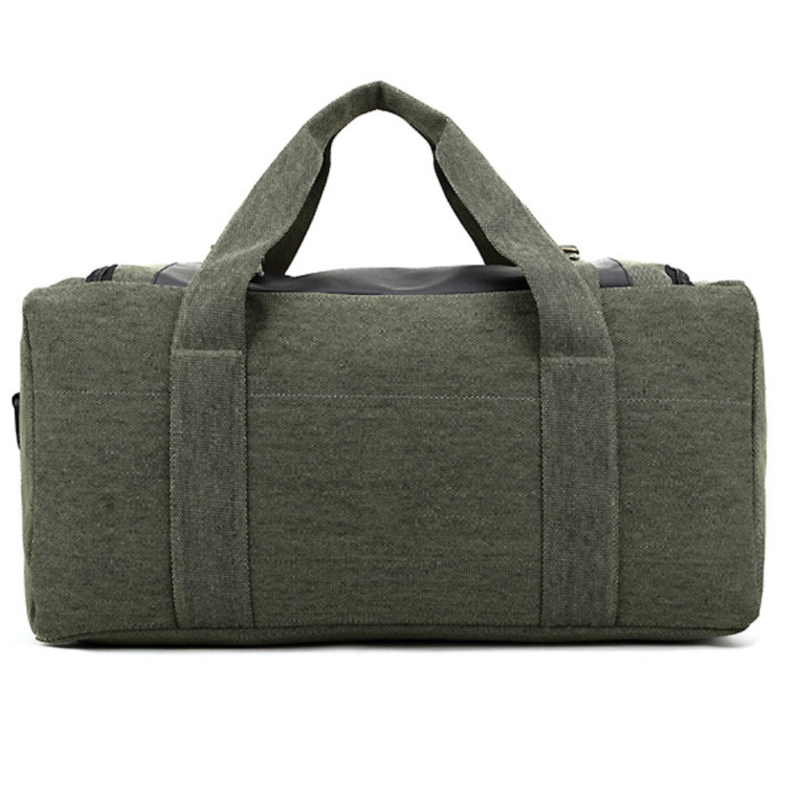 HIPSTEEN Large Capacity Canvas Men's Women Travel Bags Cross-body Bag Handbag Luggage Bag Men Travel Bags - Size S / L Hot Sale 8