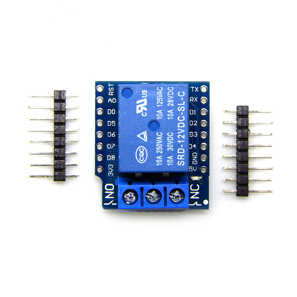 1 channel Relay Shield for WEMOS D1 mini ESP8266 WiFi Module 5v 2 channel ir relay shield expansion board module for arduino with infrared remote controller