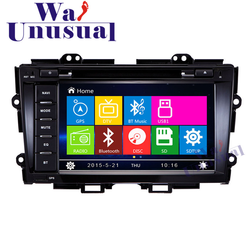 """WANUSUAL 8"""" Professional Wince Car Entertainment System ..."""