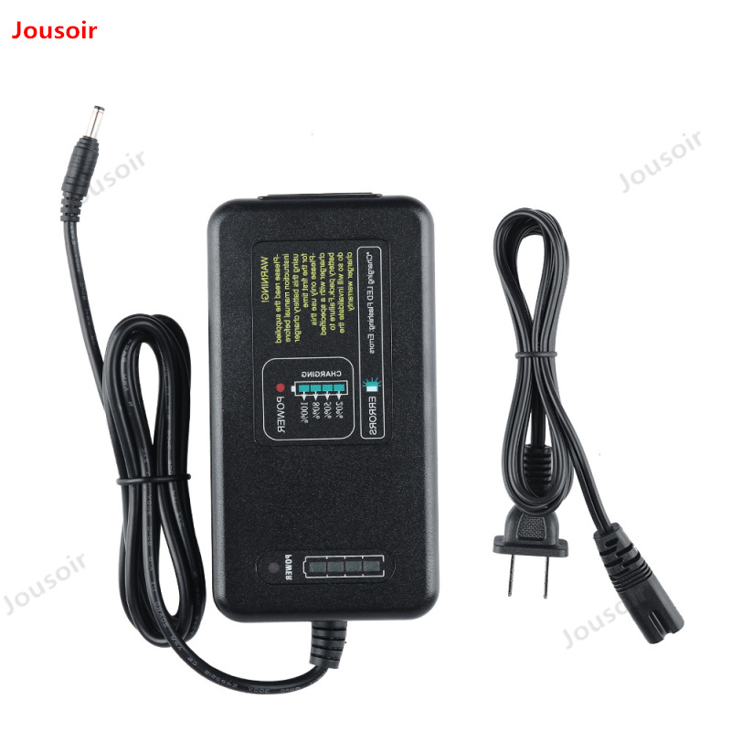 <font><b>Godox</b></font> C26 AC Battery Charger for <font><b>Godox</b></font> <font><b>AD600</b></font> <font><b>Pro</b></font>/AD600Pro Li-on Battery WB26 Power Adapter Flash Speedlite +Power Cord CD50T03Y image
