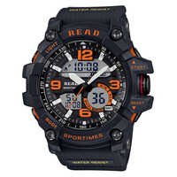 Tezer 90001 Top Brand Luxury Military Digital Smart Watch Men Waterproof S Shock Clock Alarm Reminder Quartz смарт часы For Men