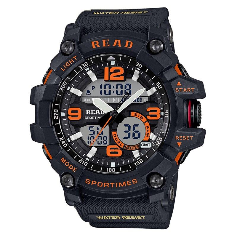Tezer 90001 Top Brand Luxury Military Digital Smart Watch Men Waterproof S Shock Clock Alarm Reminder Quartz смарт часы For