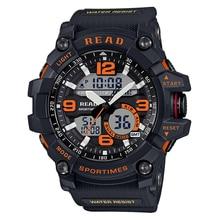 Tezer 90001 Top Brand Luxury Military Digital Smart Watch Men Waterproof S Shock Clock Alarm Reminder Quartz смарт часы For Men