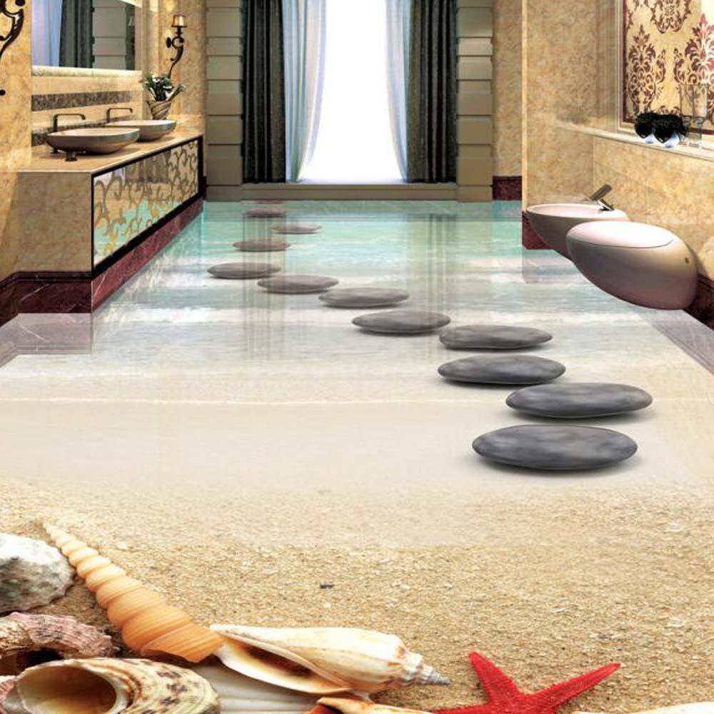 Sehr Online Kaufen Großhandel moderne badezimmer tapete aus China  EZ72